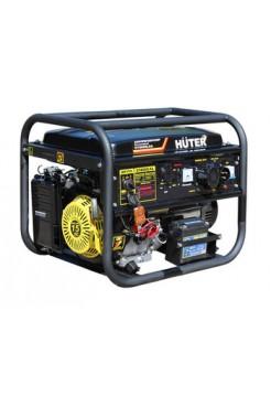 Электрогенератор бензиновый HUTER DY 8000LХA (с АВР)