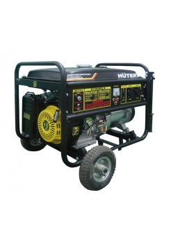 Электрогенератор бензиновый HUTER DY 8000LХ