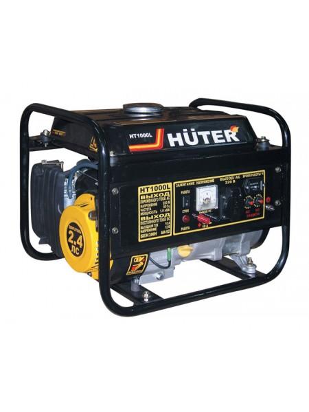 Электрогенератор бензиновый HUTER НТ 1000 L