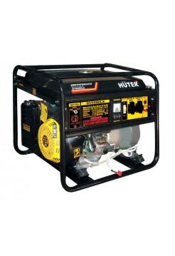 Электрогенератор бензиновый HUTER DY 6500 LX