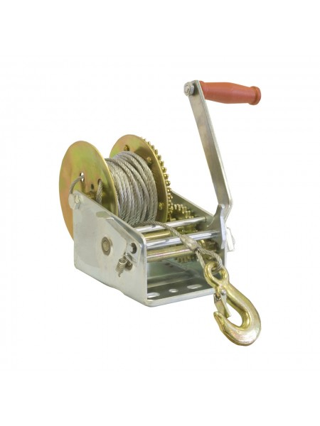 Лебедка ручная барабанная КАЛИБР ЛБ-540
