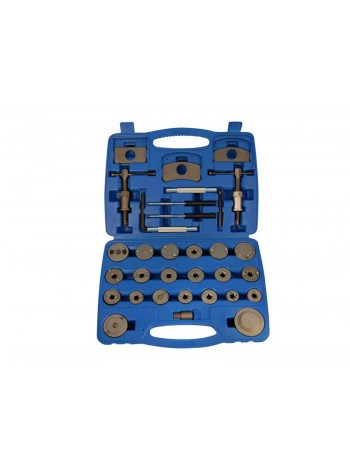 Набор для утапливания поршней суппортов дисковых тормозов, 31 предмет KING TONY 9BC23