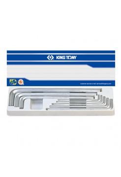 Набор шестигранников KING TONY 20208MR01