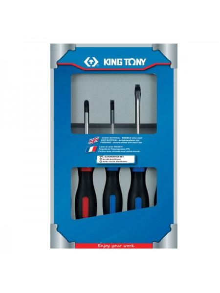 Набор отверток в коробке, 5 предметов KING TONY 30115MR