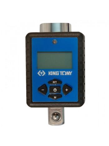 Электронный динамометрический адаптер 3/8, 27-135 Нм, KING TONY 34307-1A