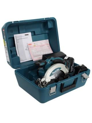 Аккумуляторная дисковая пила Makita DSS610RFE