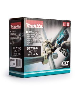 Аккумуляторный гайковерт Makita DTW190Z