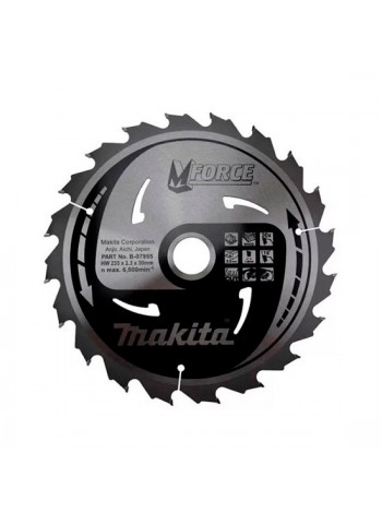 Пильный диск 210х30х2,3х40Т Makita B-31360