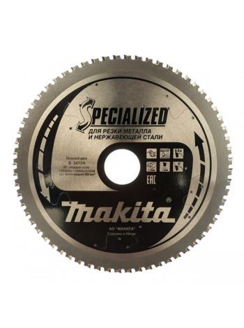 Диск пильный по металлу (185х30 мм; 64Т) Makita B-34154