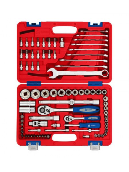 Универсальный набор инструментов 82 предмета МАСТАК 01-082C