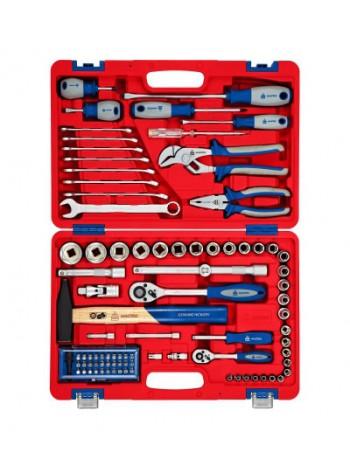 Универсальный набор инструментов 88 предметов МАСТАК 01-088C