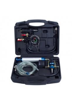Набор для тестирования герметичности системы охлаждения, универсальный, кейс, 3 предмета МАСТАК 103-40003C
