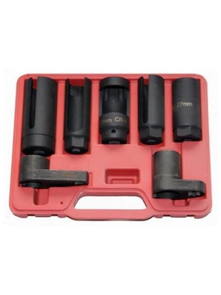 Набор головок для кислородных датчиков, кейс, 7 предметов МАСТАК 103-61007C