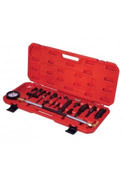 Компрессометр дизельный с насадками для грузовых автомобилей MACTAK 120-12070С