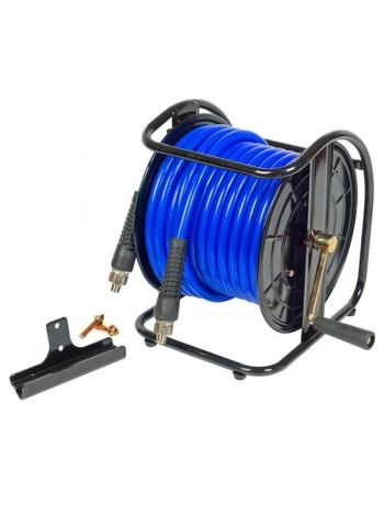 Шланг спиральный полиуретан 10 метров МАСТАК 680-08010SQ