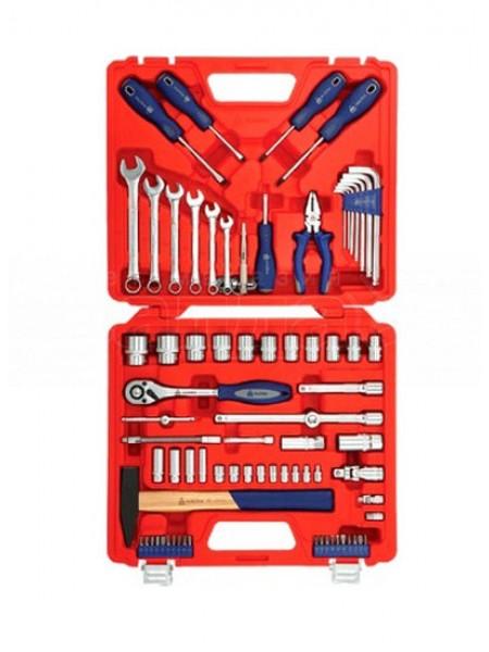 Набор инструментов, 77 предметов MACTAK 0-077С