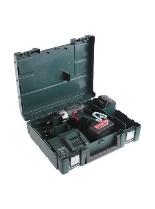 Аккумуляторный винтоверт Metabo BS 18 LT 602102530