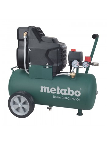 Безмасляный компрессор Metabo Basic 250-24W OF 601532000