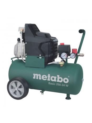 Масляный компрессор Metabo Basic250-24W 601533000