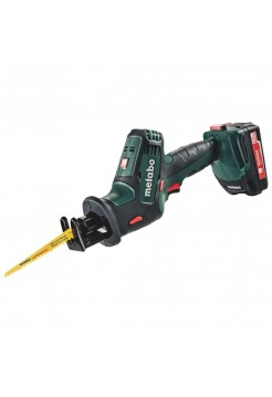 Аккумуляторная ножовка Metabo SSE 18 LTX Compact 602266500