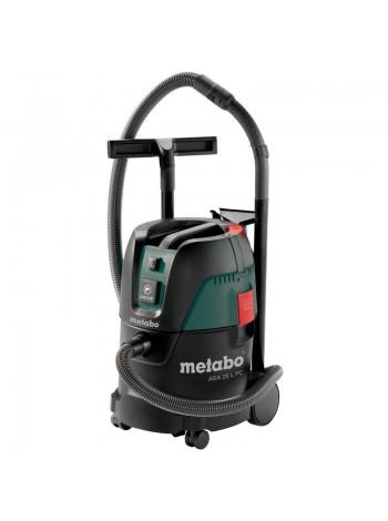 Промышленный пылесос Metabo ASA 25 L PC 602014000