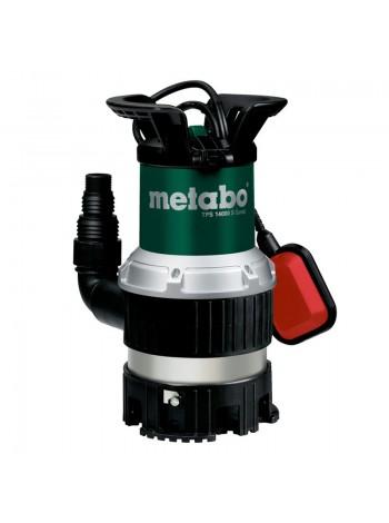 Дренажный насос Metabo TPS 14000 S Combi 0251400000