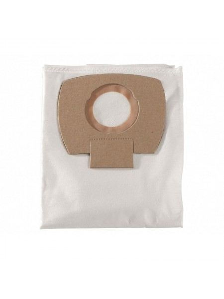 Мешки для пылесосов ASA25/30 L PC 5 шт. (25/30 л; флис) Metabo 630296000