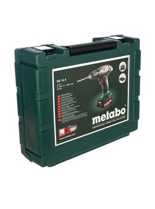 Аккумуляторный винтоверт Metabo BS 14.4 602206540