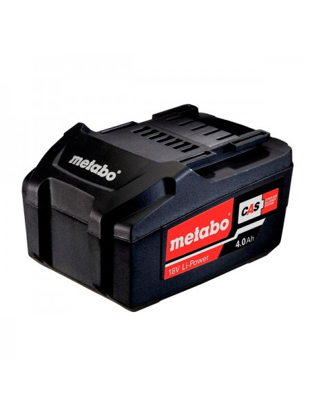 Аккумулятор LI-Power Extreme (18 В; 4 А*ч; Li-Ion) Metabo 625591000