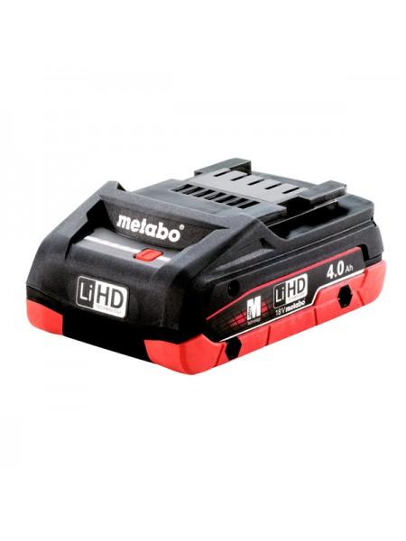Аккумулятор LiHD 18 В, 4.0 А*ч Metabo 625367000
