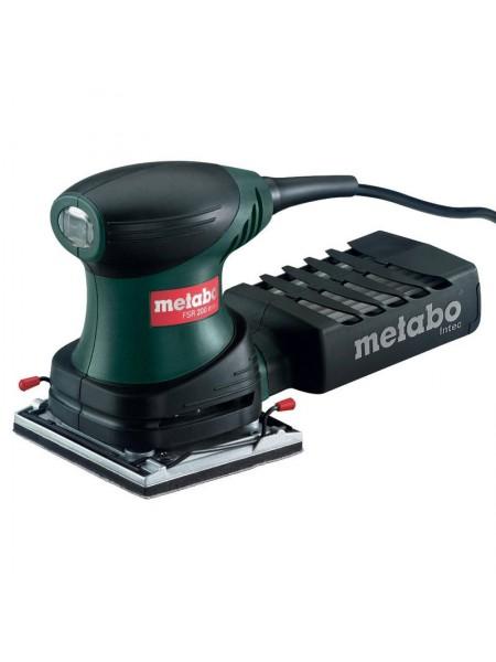 Плоская шлифмашина Metabo FSR 200 Intec 600066500