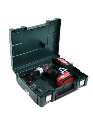 Аккумуляторная дрель-винтоверт Metabo BS 18 LT Quick 602104500
