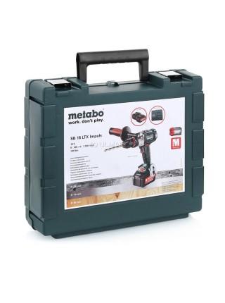 Аккумуляторная ударная дрель Metabo SB 18 LTX Quick 602200650