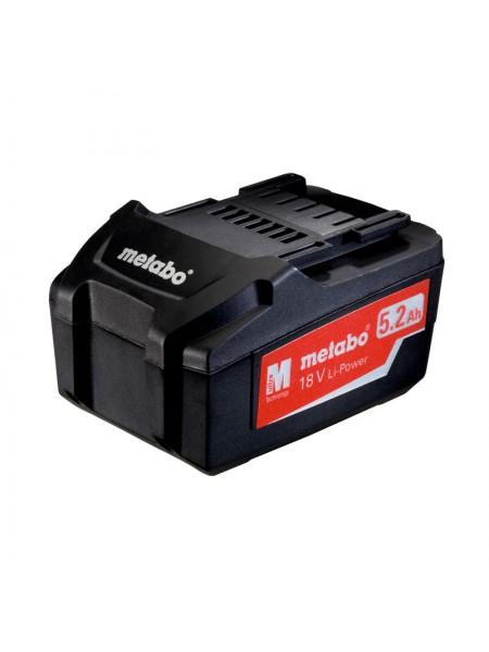 Аккумулятор LI-Power Extreme (18 В; 5,2 А*ч) Metabo 625592000