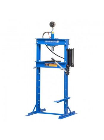 Пресс с ножным приводом, усилие 12 тонн NORDBERG N3612F