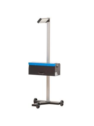 Установка проверки и регулировки светового потока фар, аналоговый люксометр NORDBERG NTF1
