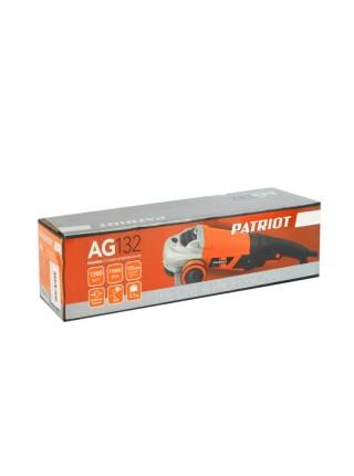Углошлифовальная машина PATRIOT AG 132 PRO