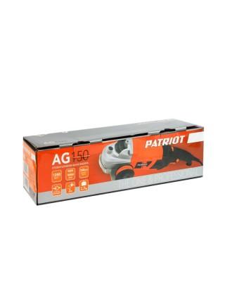 Углошлифовальная машина PATRIOT AG 150