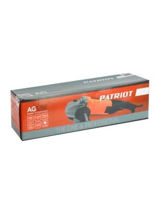 Углошлифовальная машина PATRIOT AG 128E