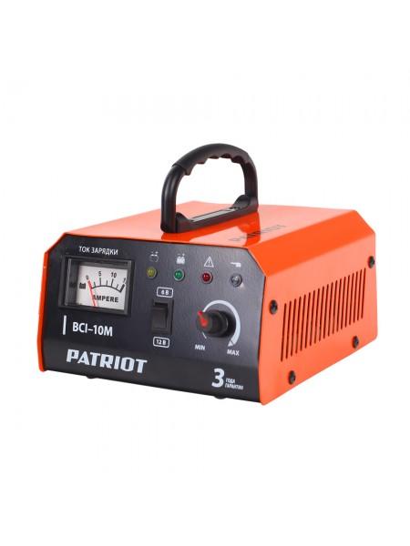 Зарядное устройство PATRIOT BCI 10M