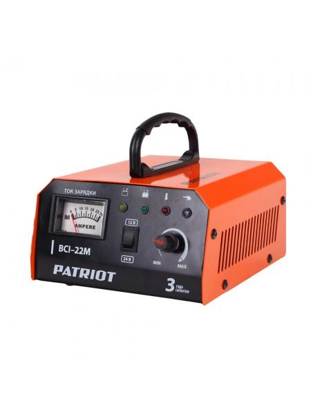 Импульсное зарядное устройство PATRIOT BCI-22M