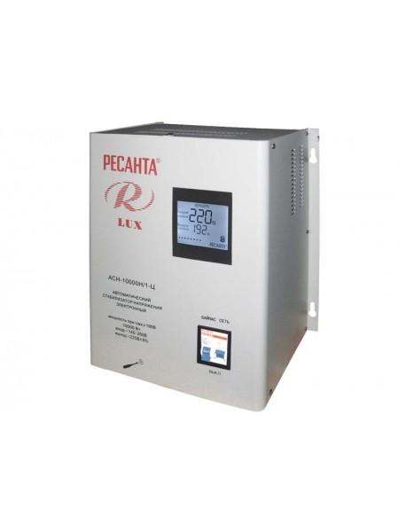 Стабилизатор напряжения Ресанта АСН 10000 Н/1-Ц Lux