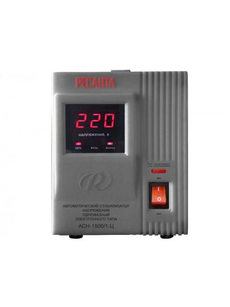 Стабилизатор напряжения однофазный Ресанта ACH 1500/1-Ц