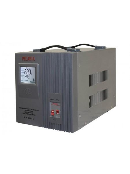 Стабилизатор напряжения однофазный Ресанта АСН 3000/1-Ц
