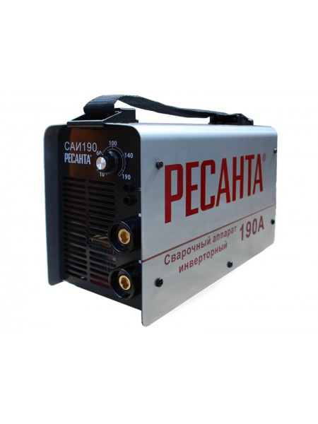 Сварочный инвертор РЕСАНТА САИ-190