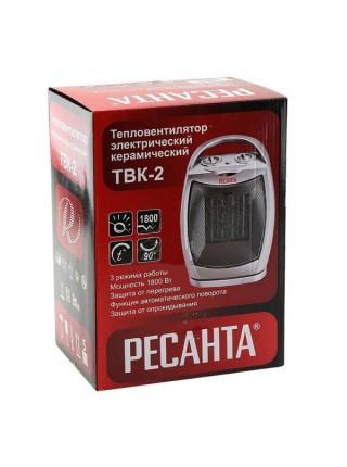 Тепловентилятор электрический  РЕСАНТА ТВК-2