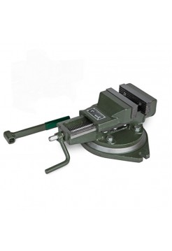 Станочные поворотные тиски 125 мм Дело Техники 394625