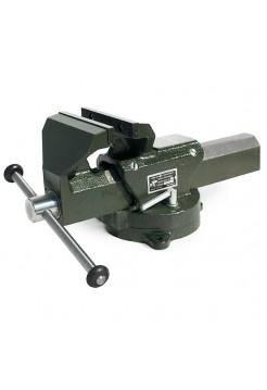 Профессиональные слесарные поворотные тиски Дело Техники ТСМ-250 392550