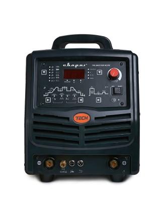 Аргонодуговой сварочный инвертор Сварог TECH TIG 200 P DSP AC/DC (E104)