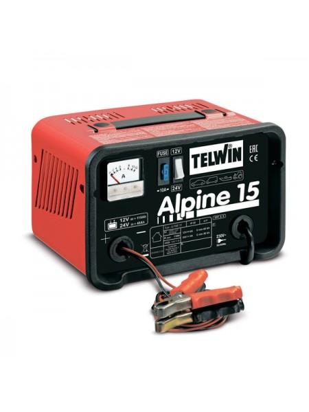 Зарядное устройство TELWIN ALPINE 15 807544